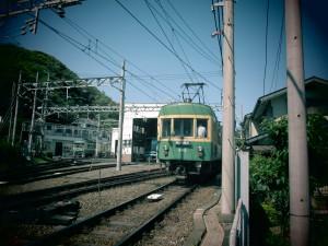 0006.江ノ電極楽寺駅3