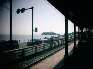 0009。江ノ電鎌倉高校前駅3