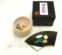 甘春堂 茶寿器3