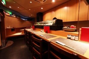 0005.寿司の食べ方の作法 店を決めてから席に座るまで2