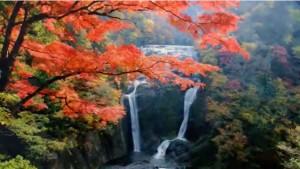 0089.茨城県 袋田の滝1
