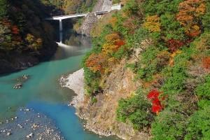 0165.静岡県 接岨峡(せっそきょう)2