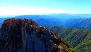 0182.愛媛県 石鎚山2