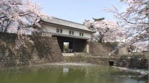 0133.新潟県 新発田城址公園2