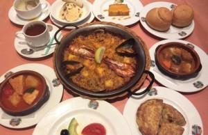 0044.お一人様から食べられるパエジャ スペイン料理 銀座エスペロ  銀座ランチ3
