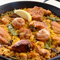0044.お一人様から食べられるパエジャ スペイン料理 銀座エスペロ  銀座ランチ4