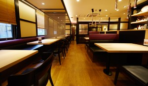 0040.シックな雰囲気の老舗インド料理 デリー 銀座店 銀座ランチ3