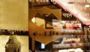 0040.シックな雰囲気の老舗インド料理 デリー 銀座店 銀座ランチ2