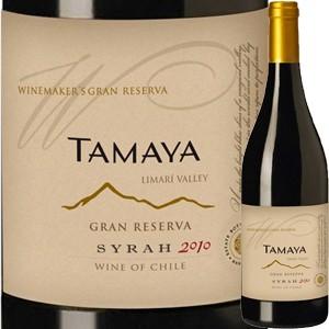 0012-4.タマヤ・ワインメーカーズ・グラン・レゼルバ・シラー2011  1