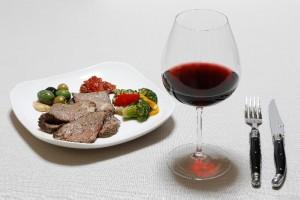 0024.ワインと料理 1